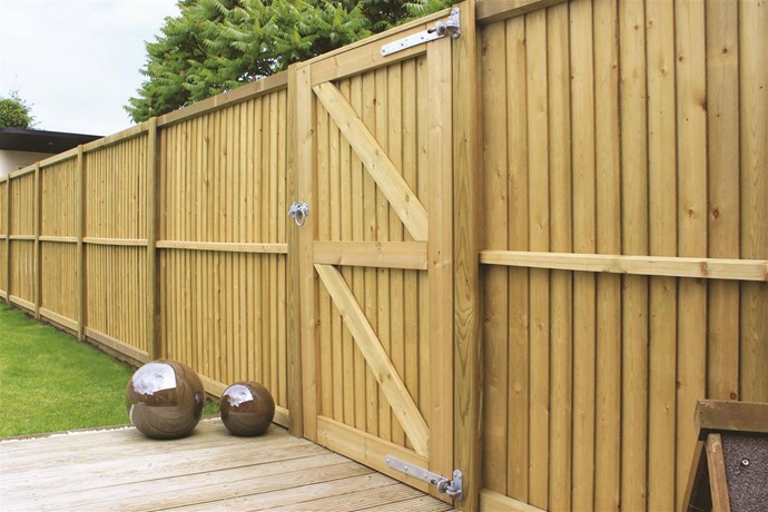 Featherboard Fencing Oxford